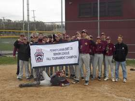 2012 D28 Fall Tournament Champs