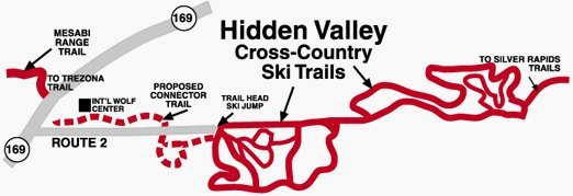 Hidden Valley Trails