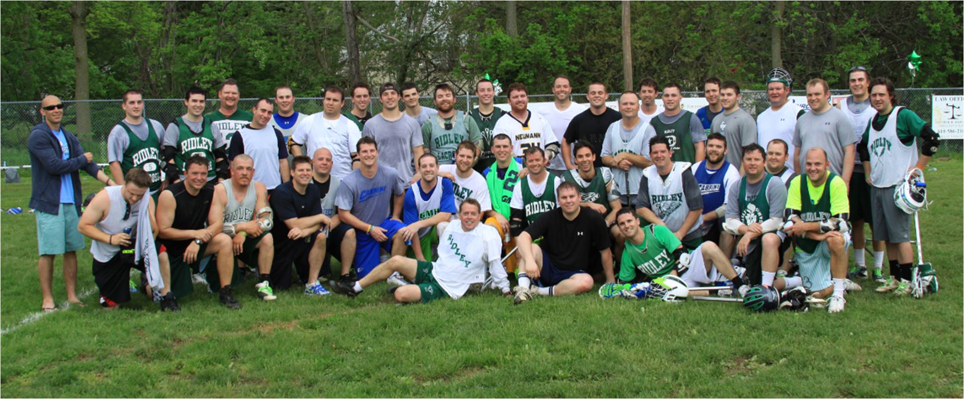 30th Season - Alumni Game
