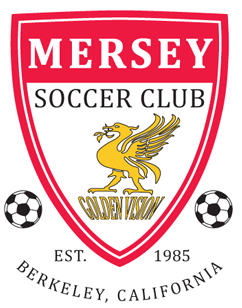 Mersey Soccer Club logo Fall 2009