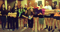 14's Pink Team