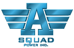 A-Squad Power Logo