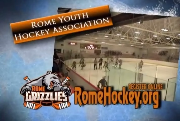 Rome Youth Hockey commercial