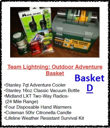 Basket D - Team Lightning