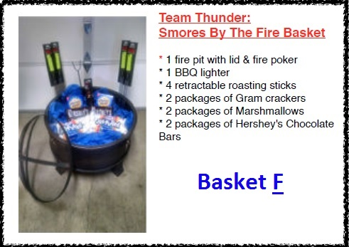 Basket F - Team Thunder