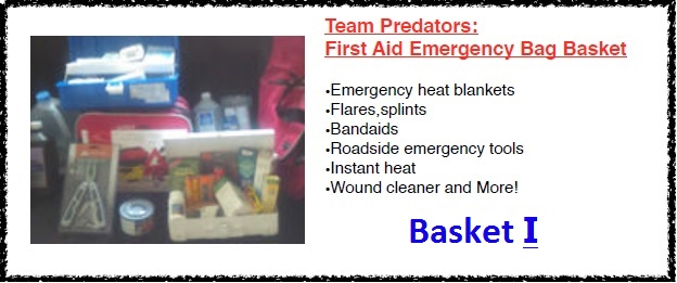 Basket I - Team Predators