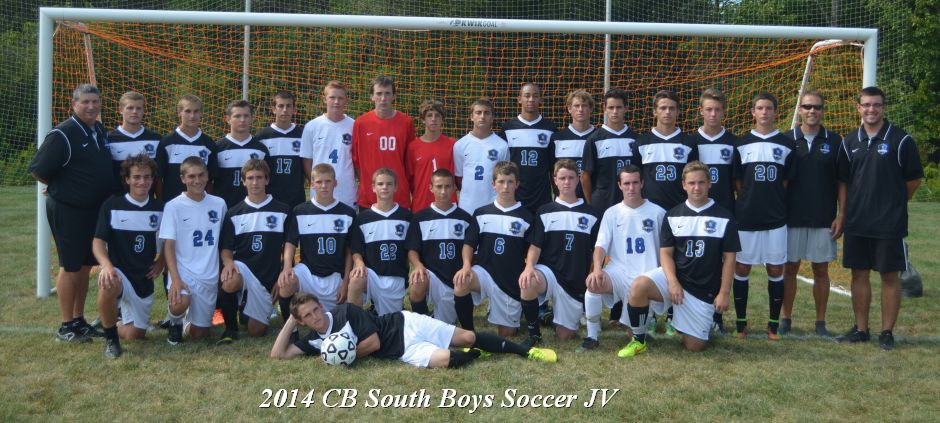2014 CB South Boys Varsity