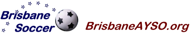 Brisbane AYSO, Region #1344