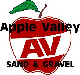 Apple Valley Sand & Gravel logo reduced