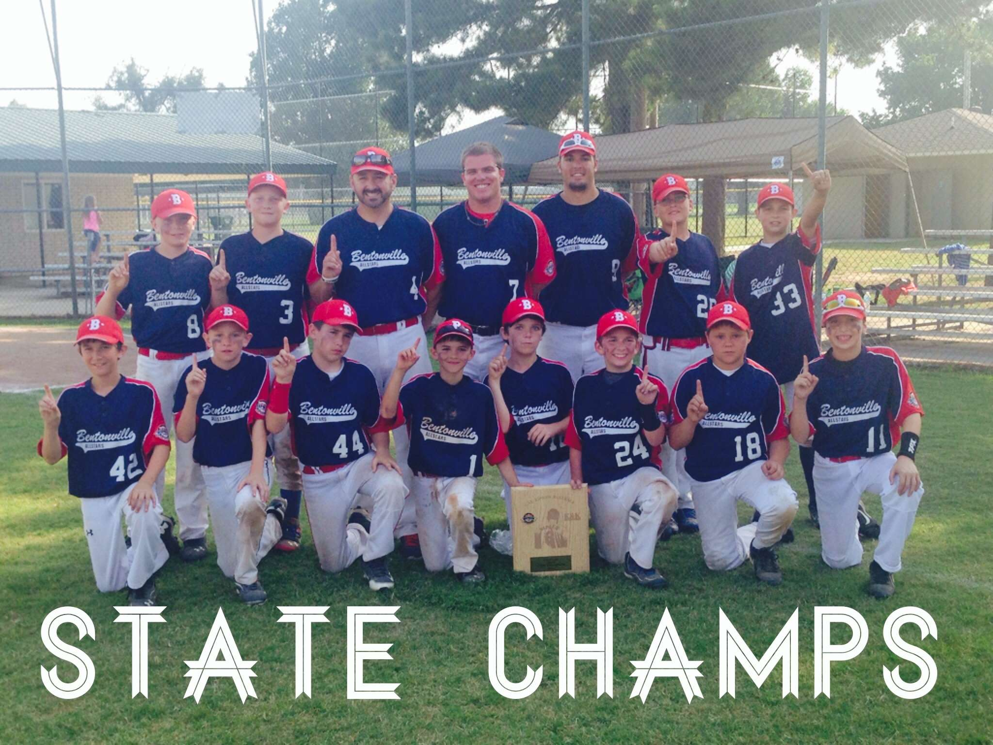 12 State Champs