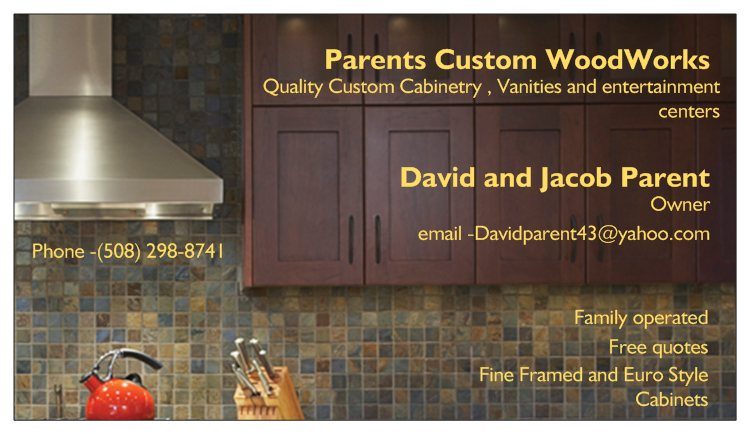 Parent Woodworks