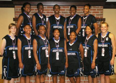 Hoopstars Black In Ohio 2010
