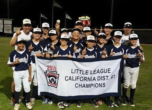 2015 11-12 District 41 Champions