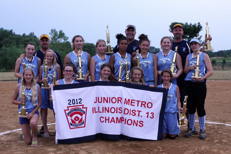 2012 Junior Metro Champs