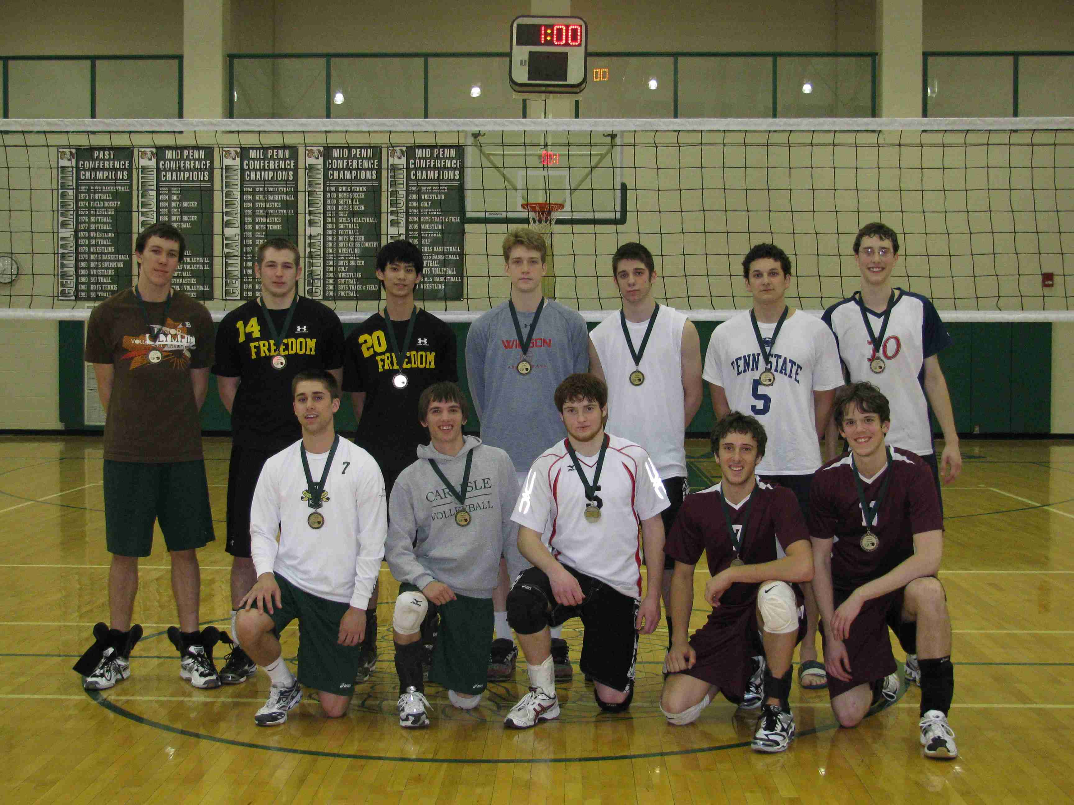 09 all tournament team