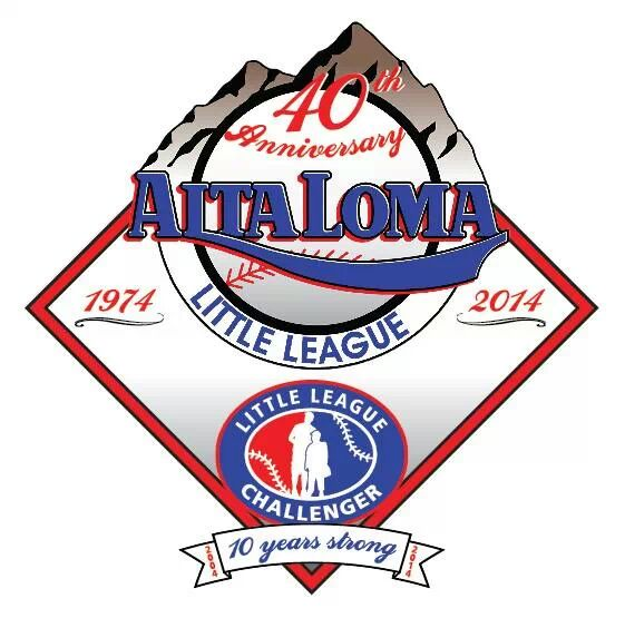 Alta Loma Little League 40th Anniversary