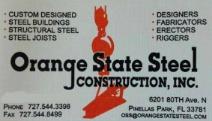 Orange State Steel