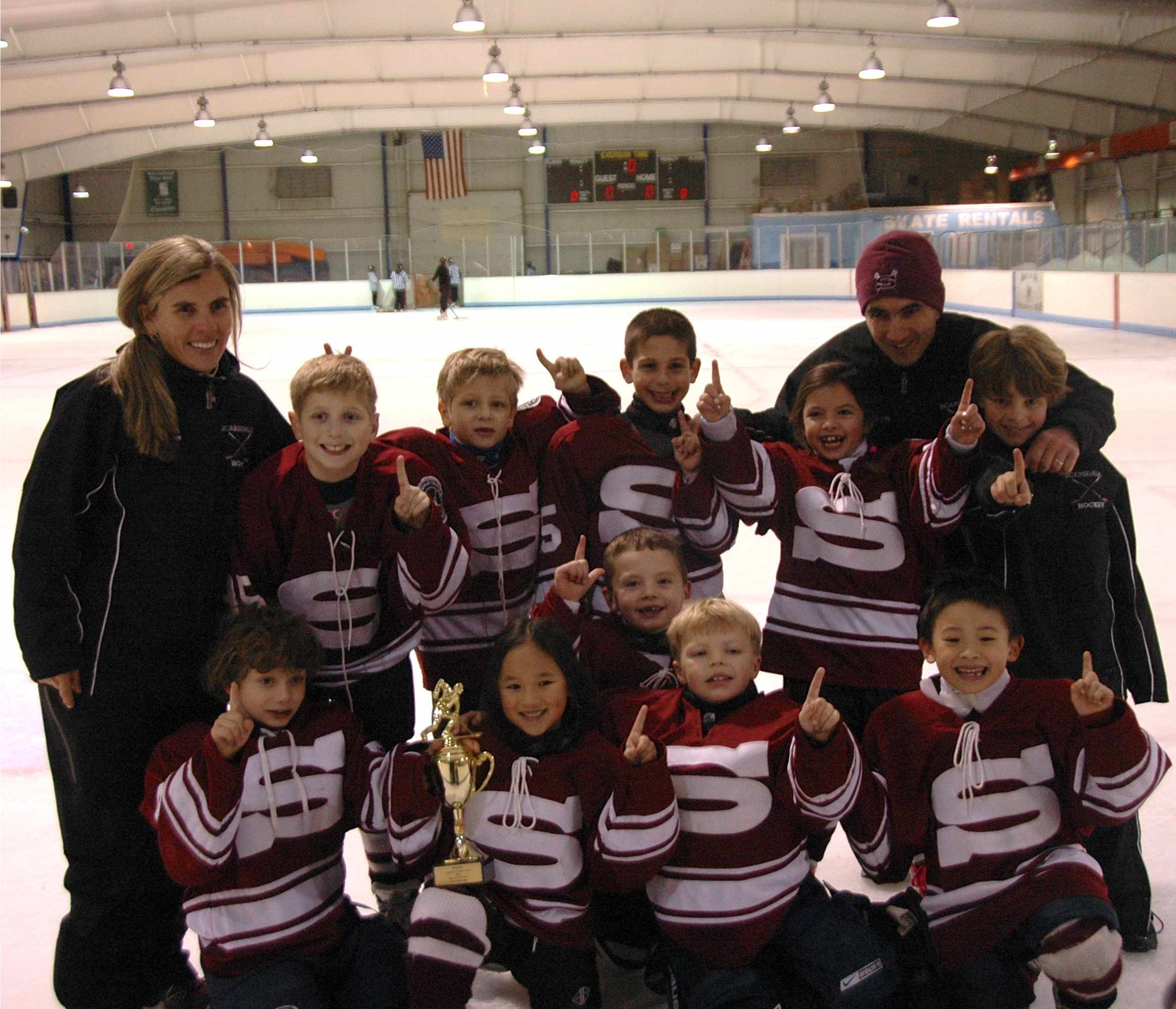 Mite White 2012 Turkey Champs