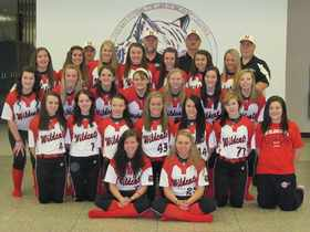 2013 Lady Cats Softball