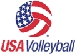 USA Volleyball National Logo