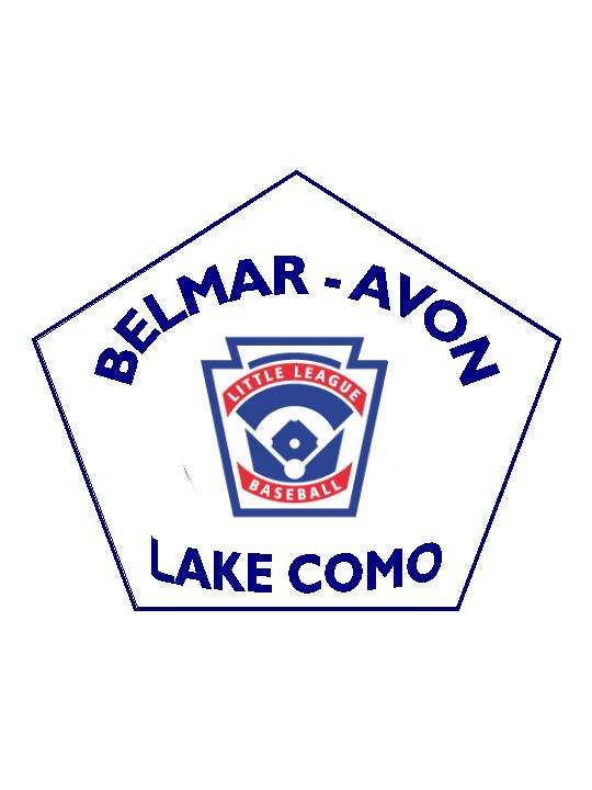 Belmar - Avon - Lake Como Baseball League