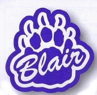 Blair Bears Girls Basketball