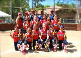 10U Diamond Bar Champs