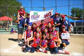 10U 2012 State Champs