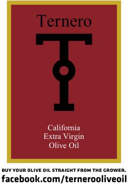 Ternero Olive Oil