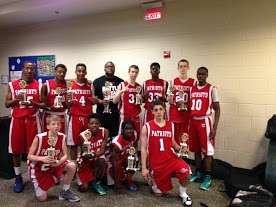 8TH GRADE SJ JAZZ TOURNAMENT CHAMPS - 4-