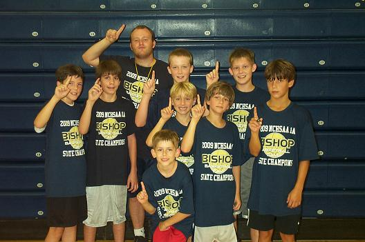 July 09 Camp Champs