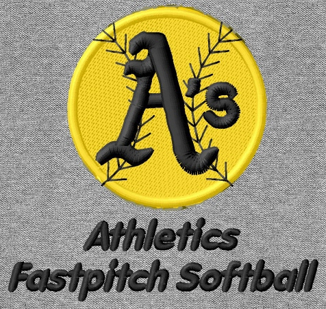 KC Athletics  (Black)- 14U
