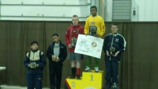 Tater Hess 2nd 2012 MD Junior States