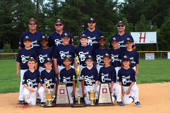 2015 Coach Pitch World Series Champions