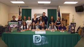 2012-13 Senior Signing Day - 1