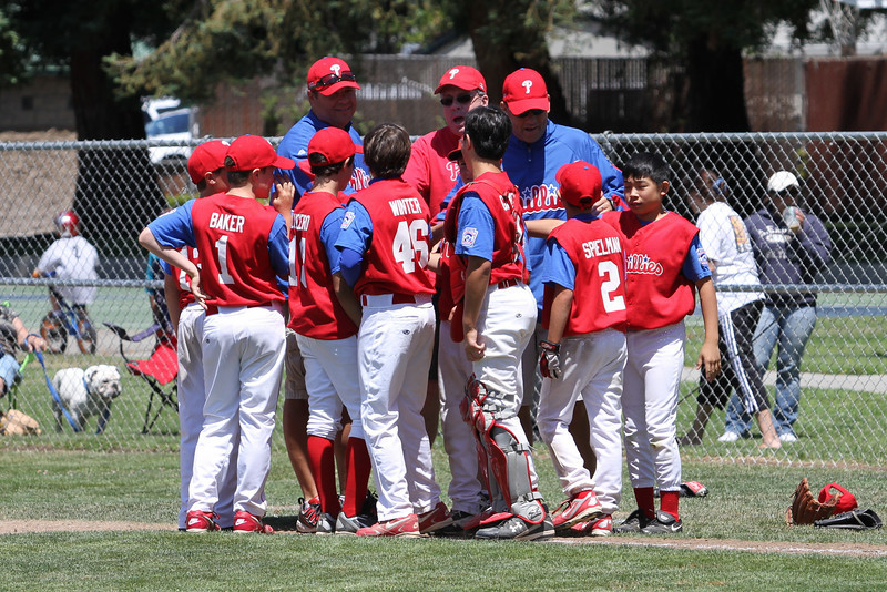 Phillies vs. SC Westside, by Mike Baker