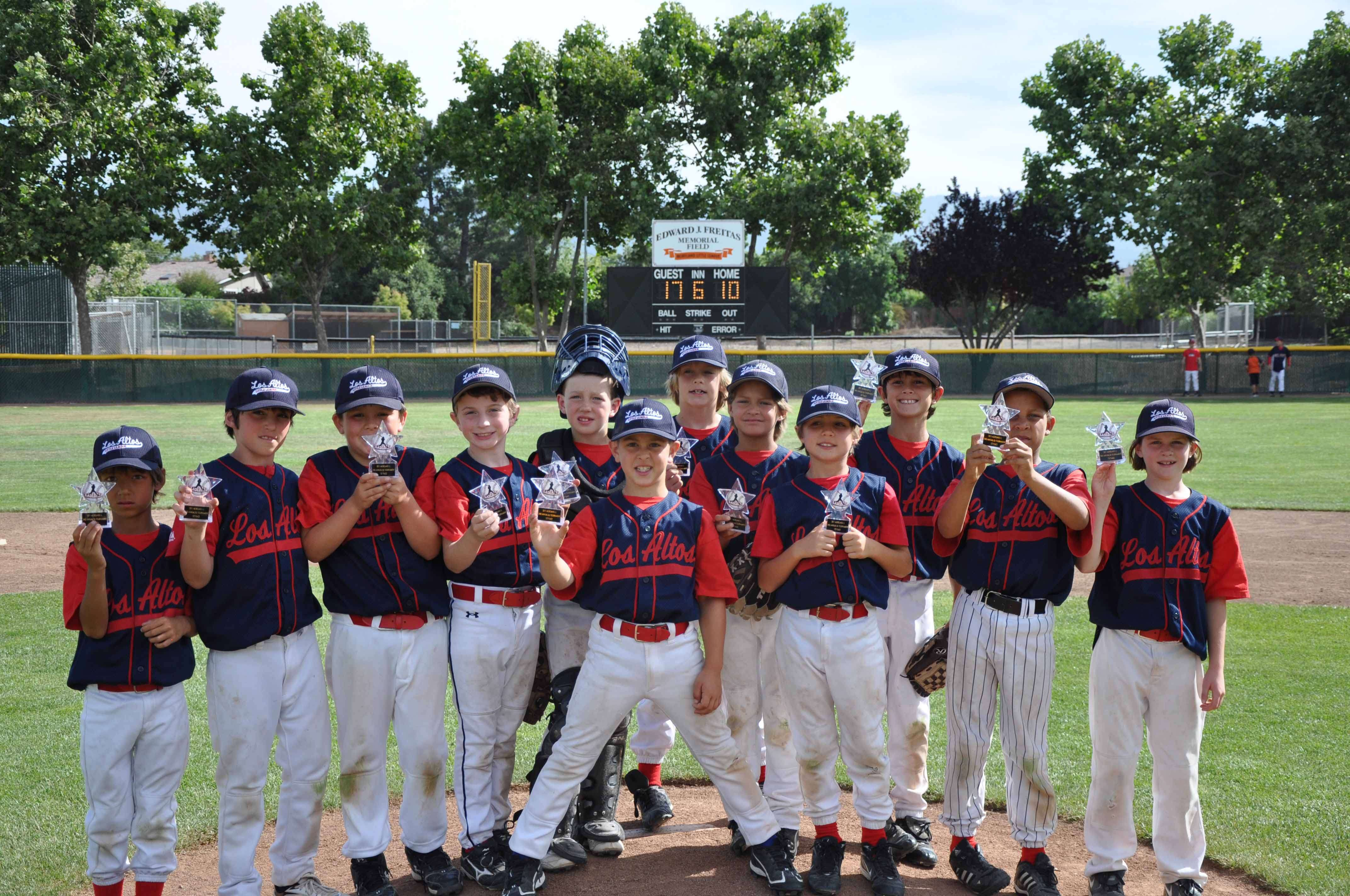 8U Blue, Moreland tournament