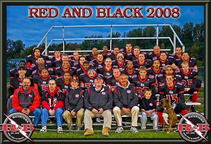 2008 team pic