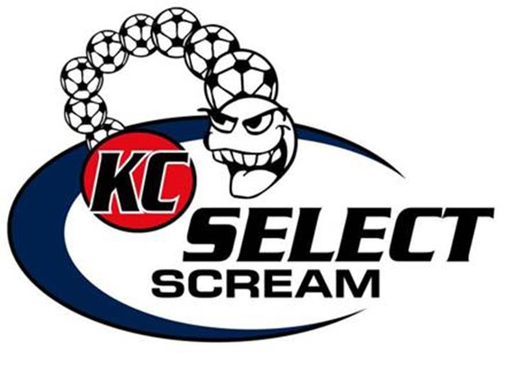 KC Select Scream Red 93/94