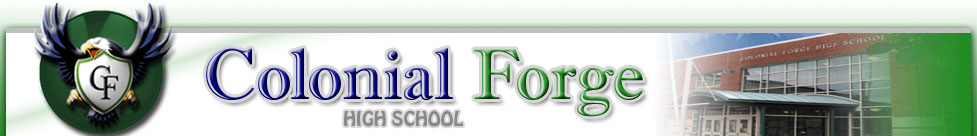Colonial Forge High School Baseball