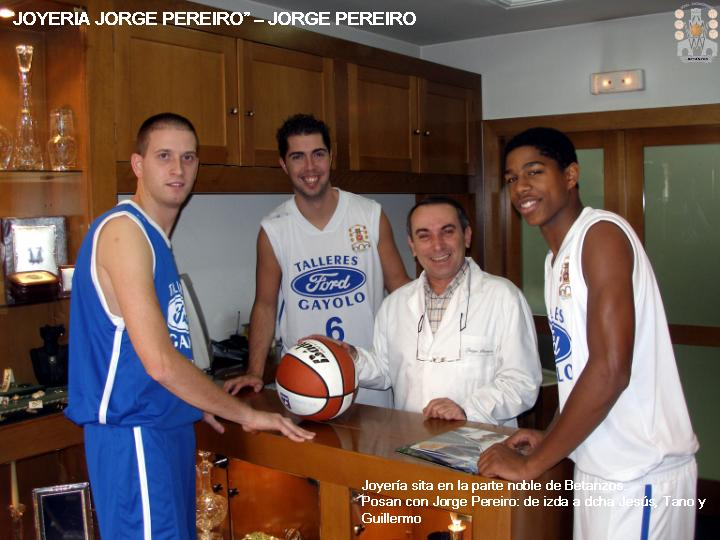 Jorge Pereiro