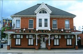 The Royal Coachman - colour