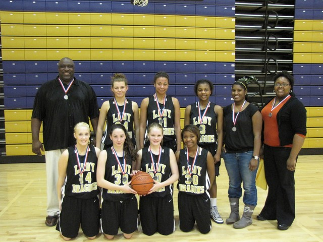 9th Grade Lady Dragons