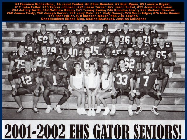 2002 Gators