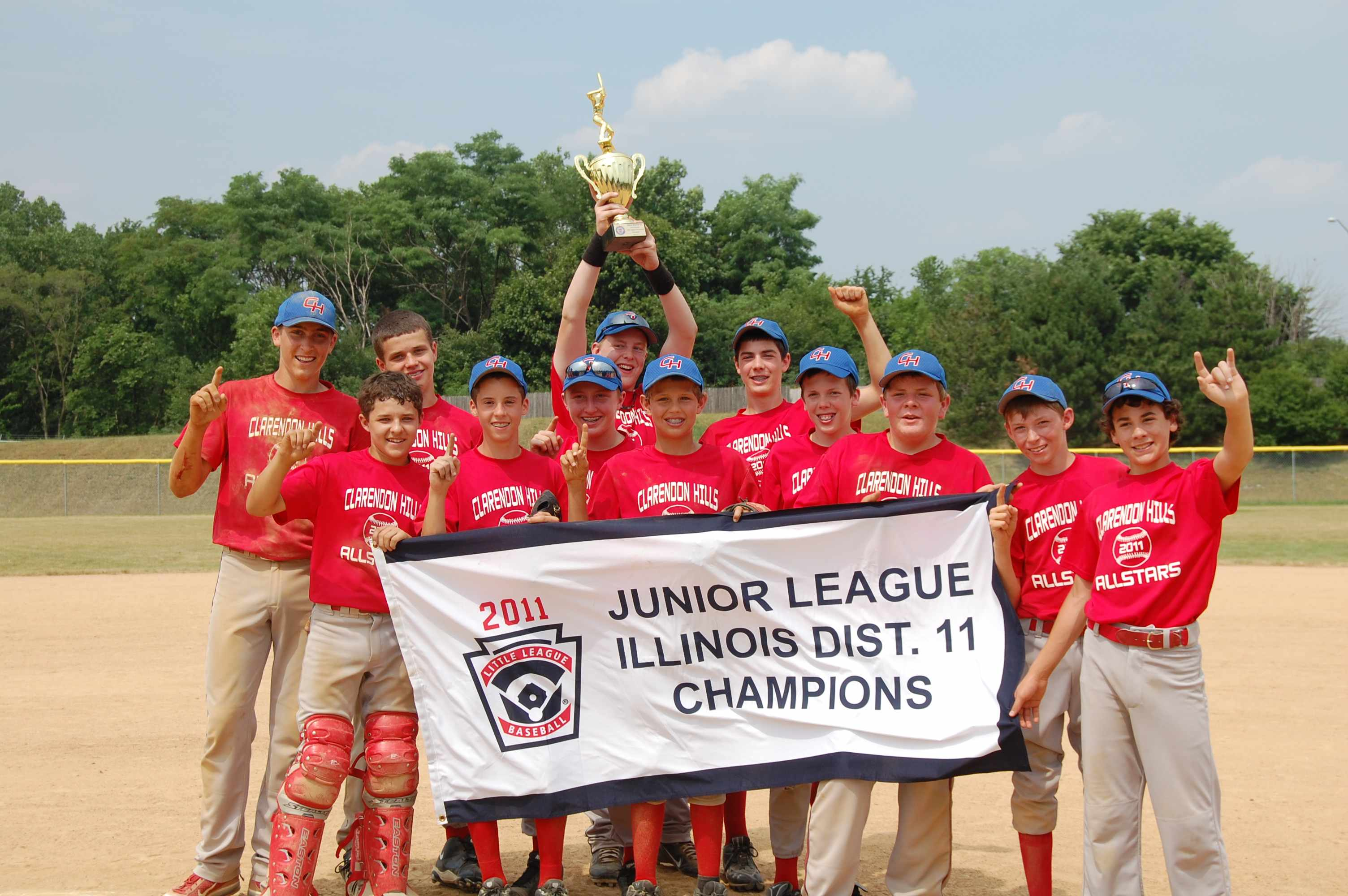 D11 Junior champs
