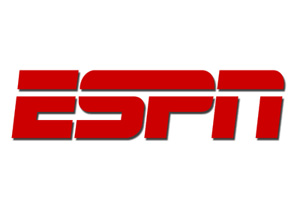 ESPN logo letters only