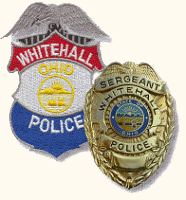 Whitehall Badge