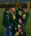 SHS Sports Med Team 2008