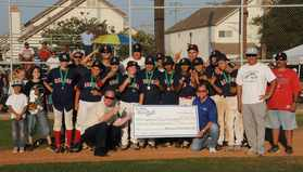 2012 Upland Pony Champions Red Sox