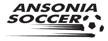 ansonia Soccer Logo